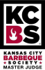 Kansas City Barbeque Society Master Judge Graphic